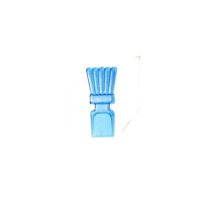 Mini cuillères de couleur (x50) turquoise