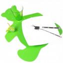 Sets oursons de couleur (x20) vert anis