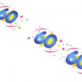 Bannière âge 60