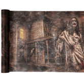 Chemin de table Zombie