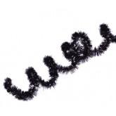 Guirlande fil de Noël noir