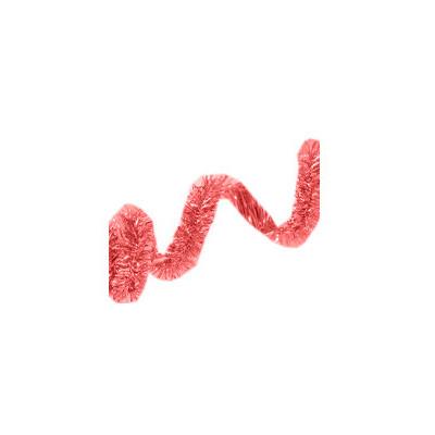 Guirlande fil de Noël rouge