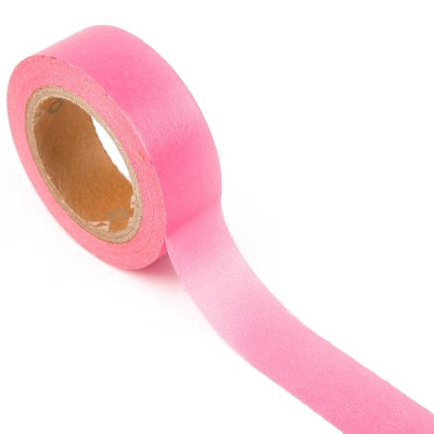 Masking tape uni fuchsia