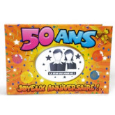 Album 32 photos 50 ans