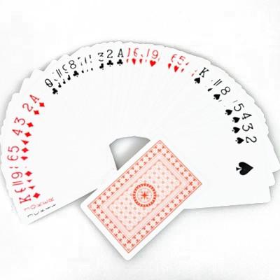Jeu de cartes type