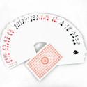 Jeu de 54 cartes à jouer