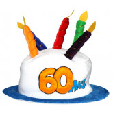 Chapeau Anniversaire 60 ans