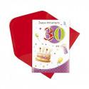 Carte anniversaire 30 ans