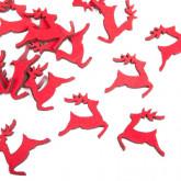 Sachet renne rouge (x24)