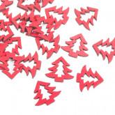 Sachet sapin rouge (x24)