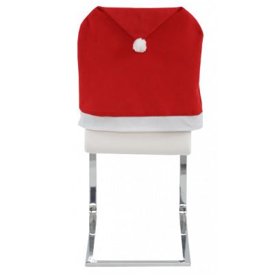 Housse de chaise Noël traditionnelle x2