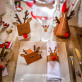 Marque-places Rudolph x8