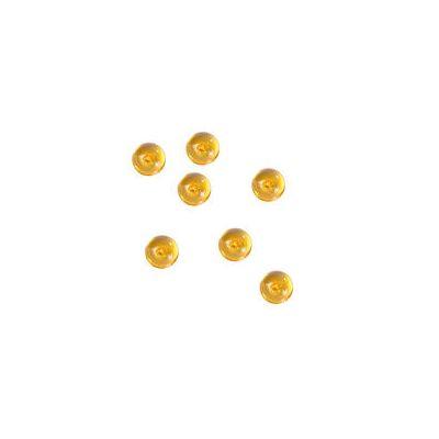 Perles de pluie orange (x300)