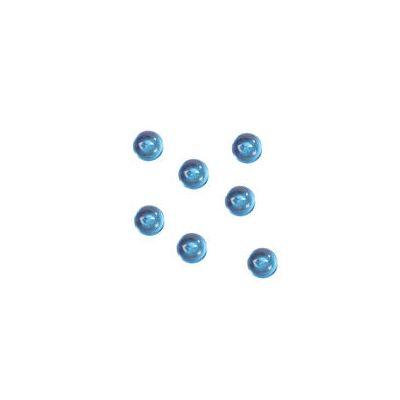 Perles de pluie turquoise (x300)