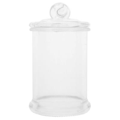 Petit bocal confiseur en plastique