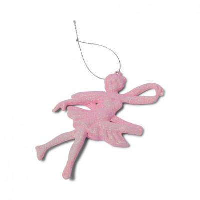 Danseuse paillettes rose
