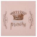 Serviettes déco princesse x20