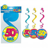 Suspensions spirales 50 ans