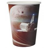 Gobelets astronaute x10