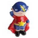 Marque-place Super Hero Boy