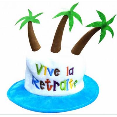 Chapeau « Vive la Retraite »