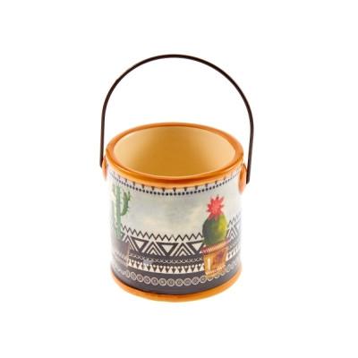 Pot céramique cactus