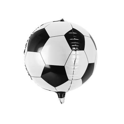 Ballon de foot gonflable