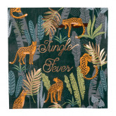 Serviettes Jungle Fever x8