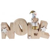 Lettres Noël étoilé