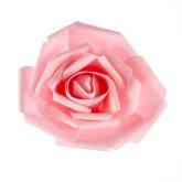 Rose géante rose