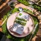Set de table végétal