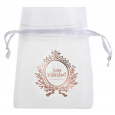 Sachet Just Married rose gold x6