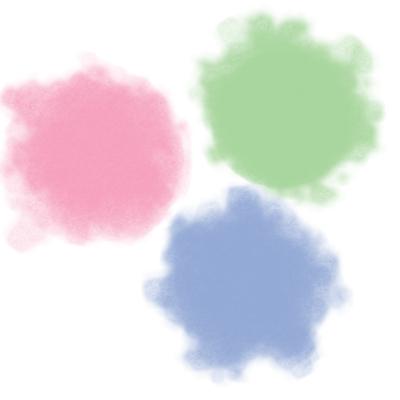 Couleurs pastel