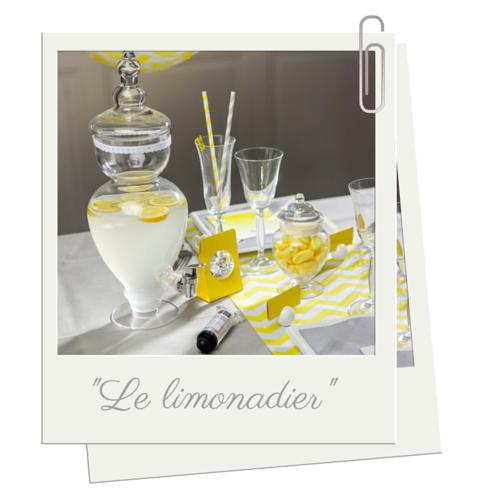 limonadier verre