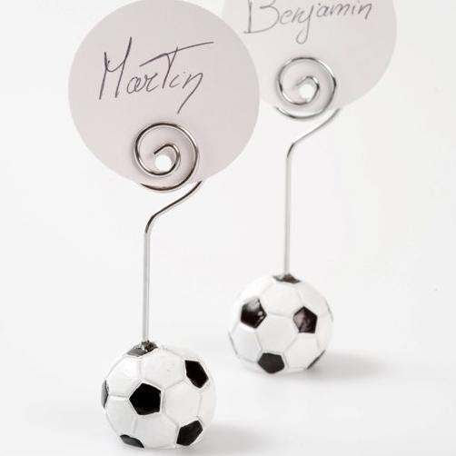 marque-places ballon de foot