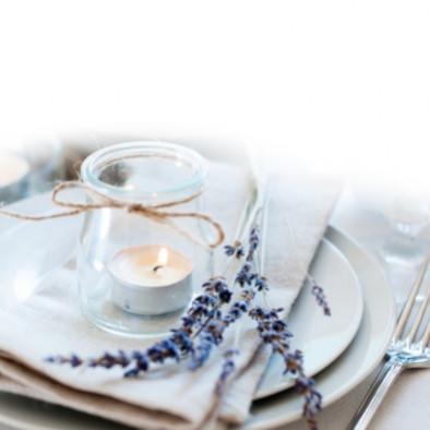 Une décoration de table provençale !