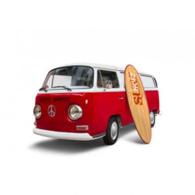 Road trip à bord du nostalgique Combi VW