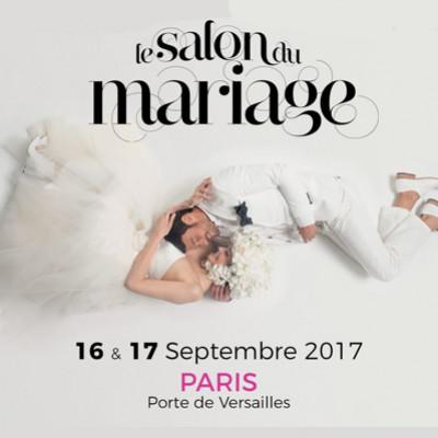 16 et 17 septembre : salon du mariage à Paris