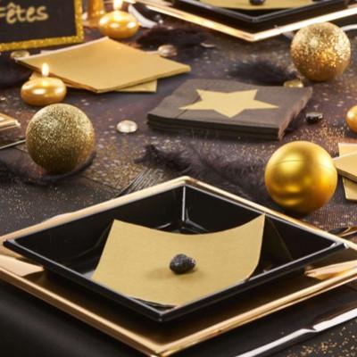 Un nouvel an black & gold