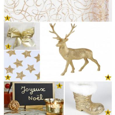 La décoration se met à table : 3 ambiances de fêtes !